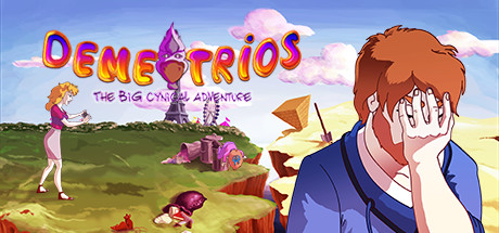 Game Banner Demetrios - The BIG Cynical Adventure