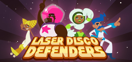 Laser Disco Defenders - Rogue Lite Bullet Hell Fun Cover Image
