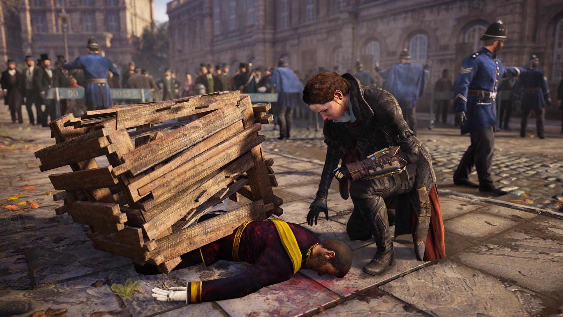 KHAiHOM.com - Assassin's Creed® Syndicate - The Dreadful Crimes
