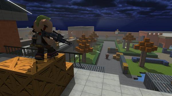 Скриншот №10 к Madness Cubed