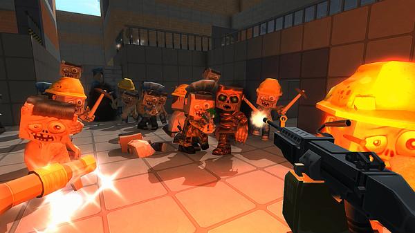 Скриншот №5 к Madness Cubed