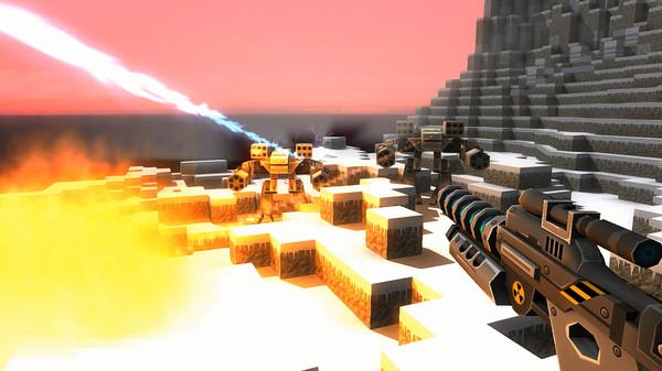 Скриншот №3 к Madness Cubed