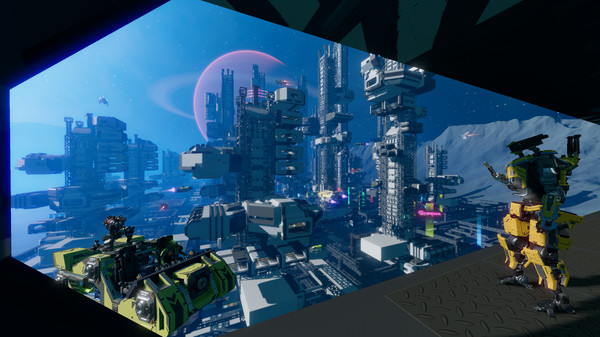 Скриншот №10 к Starbase