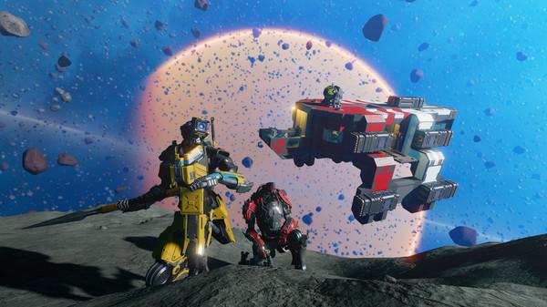 Скриншот №4 к Starbase