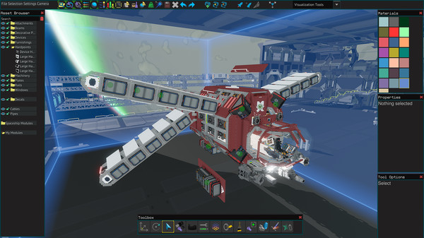 Скриншот №2 к Starbase