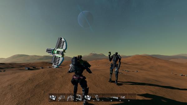 Скриншот №1 к Starbase