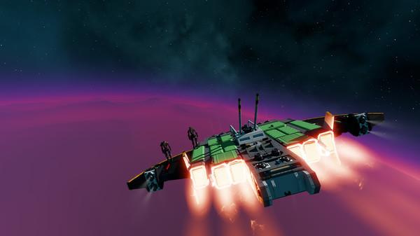 Скриншот №7 к Starbase