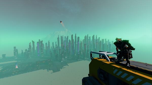 Скриншот №14 к Starbase