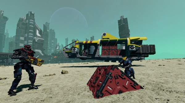 Скриншот №16 к Starbase