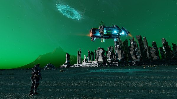 Скриншот №3 к Starbase