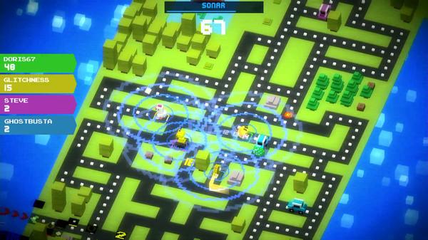 PAC-MAN 256 скриншот