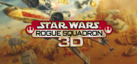 STAR WARS™: Rogue Squadron 3D Cover Image