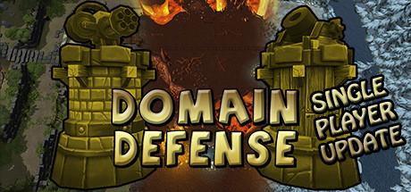 Game Banner Domain Defense
