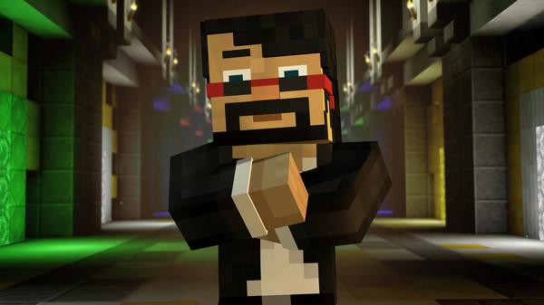Скриншот №3 к Minecraft Story Mode - Adventure Pass