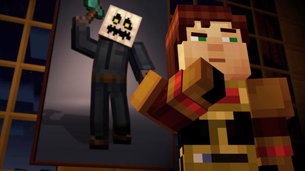Скриншот №4 к Minecraft Story Mode - Adventure Pass