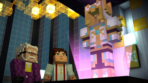 Скриншот №6 к Minecraft Story Mode - Adventure Pass