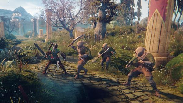 Скриншот №8 к Hand of Fate 2