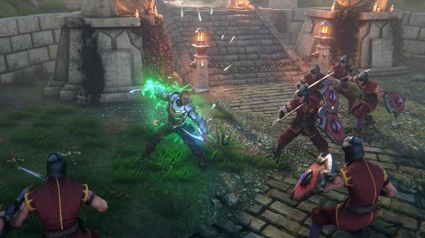 Скриншот №9 к Hand of Fate 2