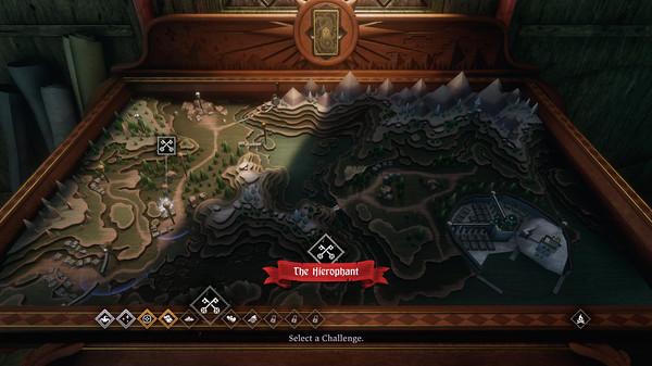 Скриншот №1 к Hand of Fate 2