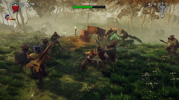 Скриншот №3 к Hand of Fate 2