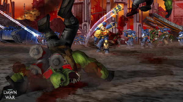 Скриншот №11 к Warhammer® 40000 Dawn of War® - Game of the Year Edition
