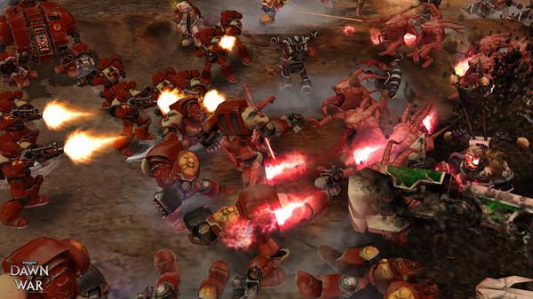 Скриншот №7 к Warhammer® 40000 Dawn of War® - Game of the Year Edition