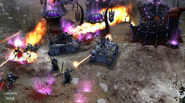 Скриншот №9 к Warhammer® 40000 Dawn of War® - Game of the Year Edition
