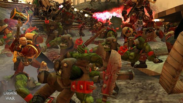 Скриншот №2 к Warhammer® 40000 Dawn of War® - Game of the Year Edition