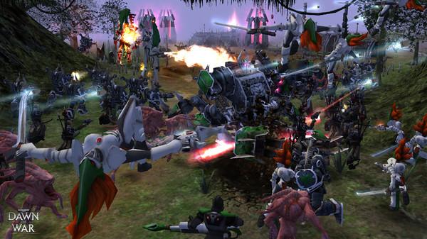 Скриншот №5 к Warhammer® 40000 Dawn of War® - Game of the Year Edition