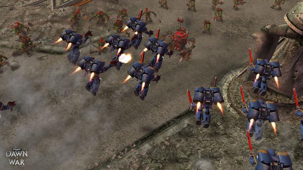 Скриншот №3 к Warhammer® 40000 Dawn of War® - Game of the Year Edition