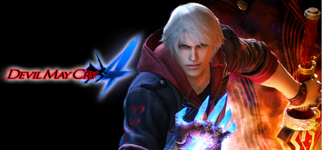 Devil May Cry 4 Cover Image