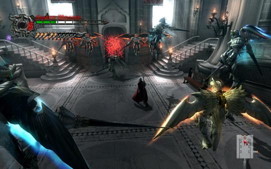 Скриншот №6 к Devil May Cry 4