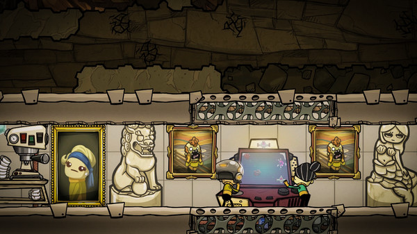 Oxygen Not Included screenshot