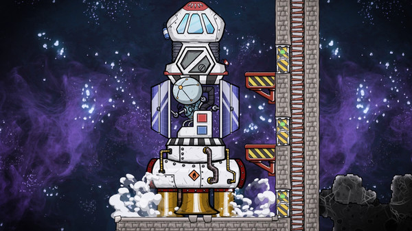 Oxygen Not Included скриншот