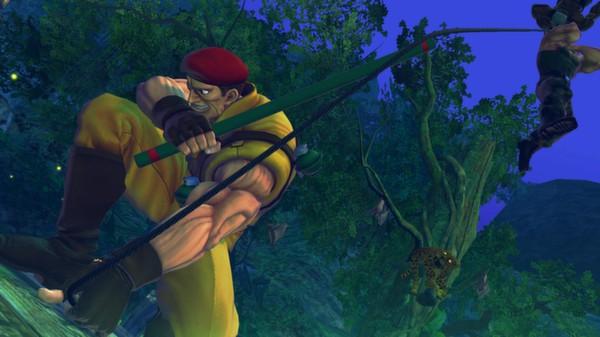скриншот Ultra Street Fighter IV 0