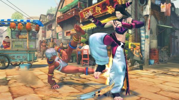 скриншот Ultra Street Fighter IV 3