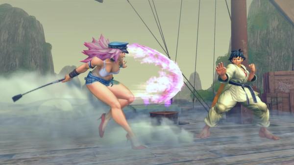 скриншот Ultra Street Fighter IV 1