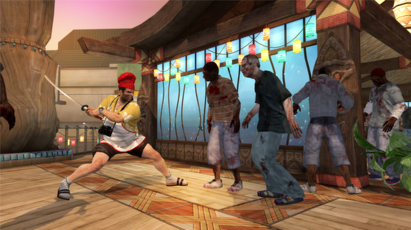 скриншот Dead Rising 2: Off the Record BBQ Chef Skills Pack 0