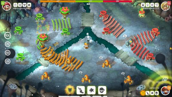Скриншот №11 к Mushroom Wars 2