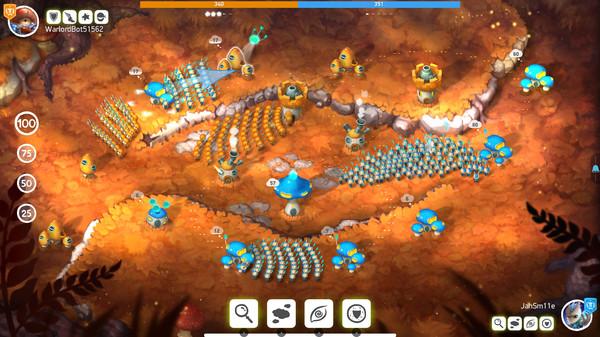 Скриншот №8 к Mushroom Wars 2