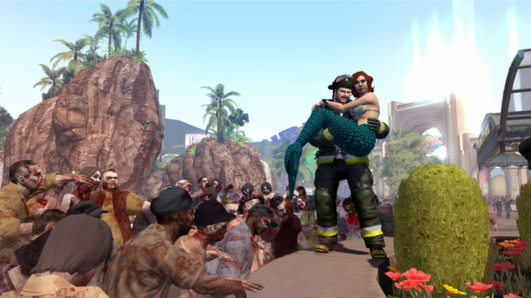 скриншот Dead Rising 2: Off the Record Firefighter Skills Pack 0