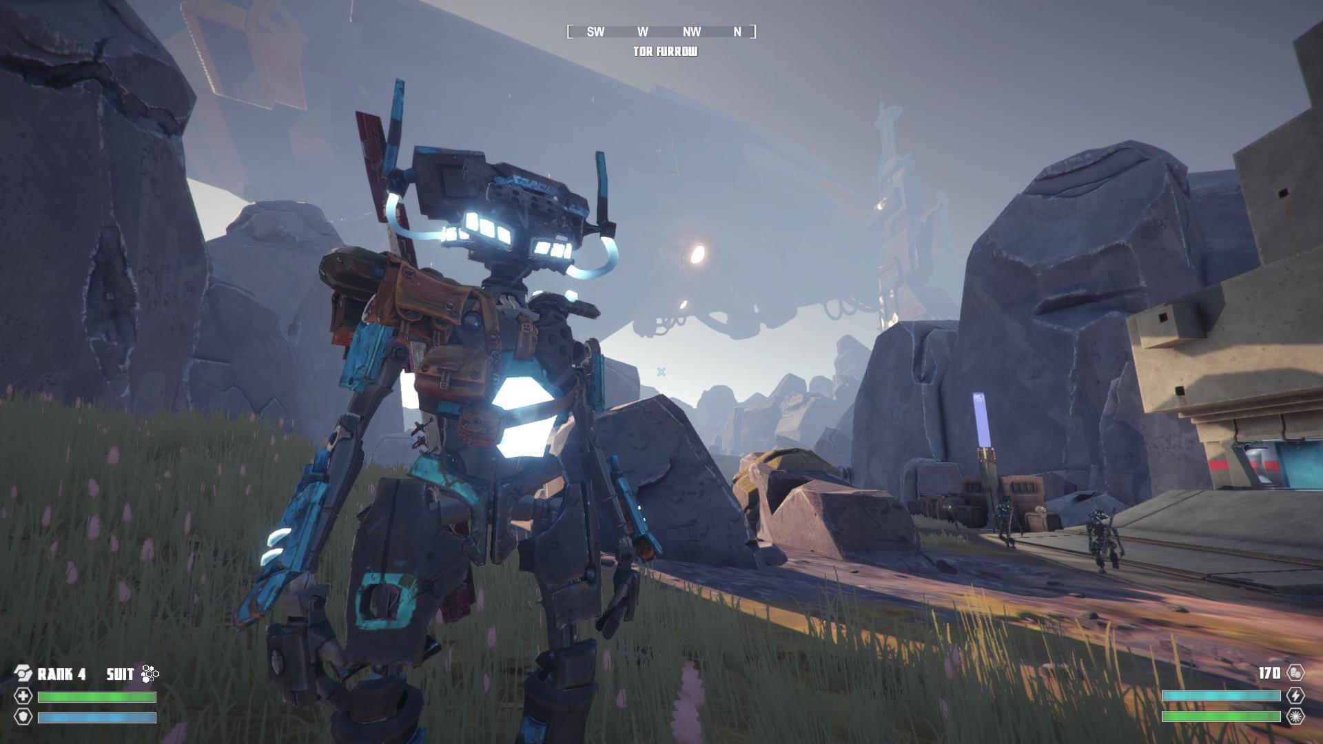 The Signal From Tölva screenshot 1