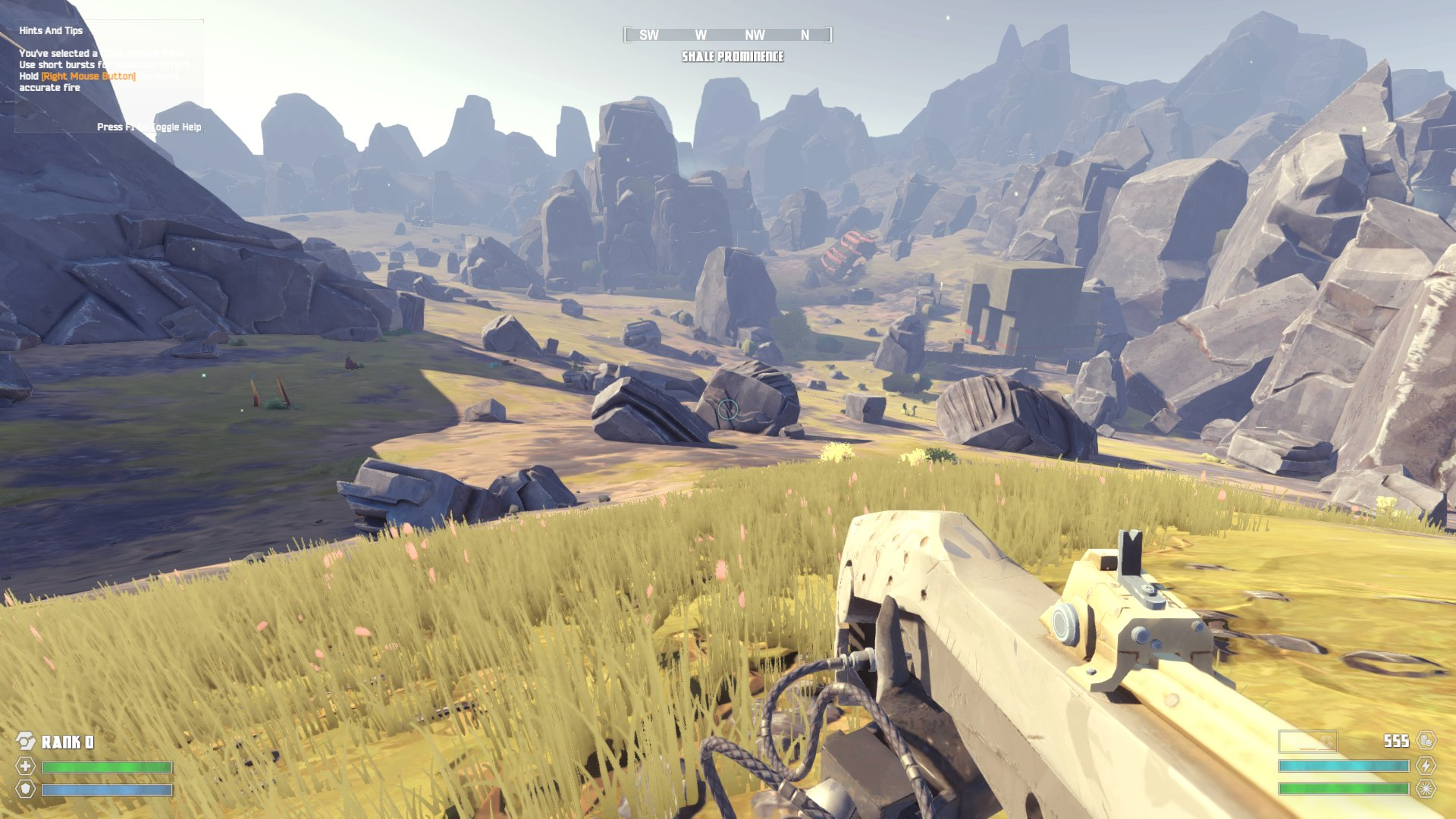 The Signal From Tölva screenshot 3