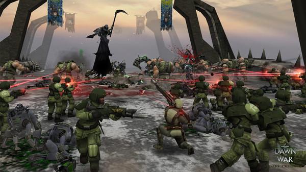 Warhammer® 40,000: Dawn of War® - Dark Crusade screenshot