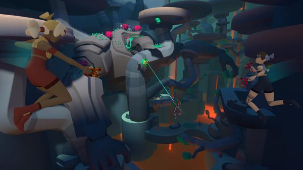 Скриншот №3 к Windlands 2