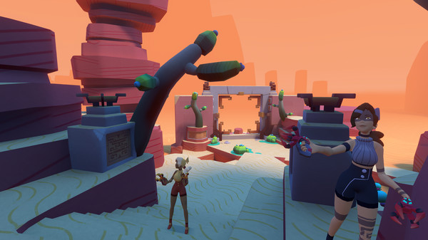 Скриншот №4 к Windlands 2