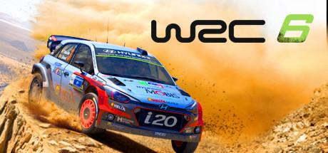 WRC 6 FIA World Rally Championship Cover Image