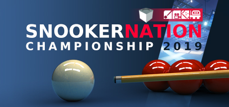 Snooker Nation Championship Cover Image