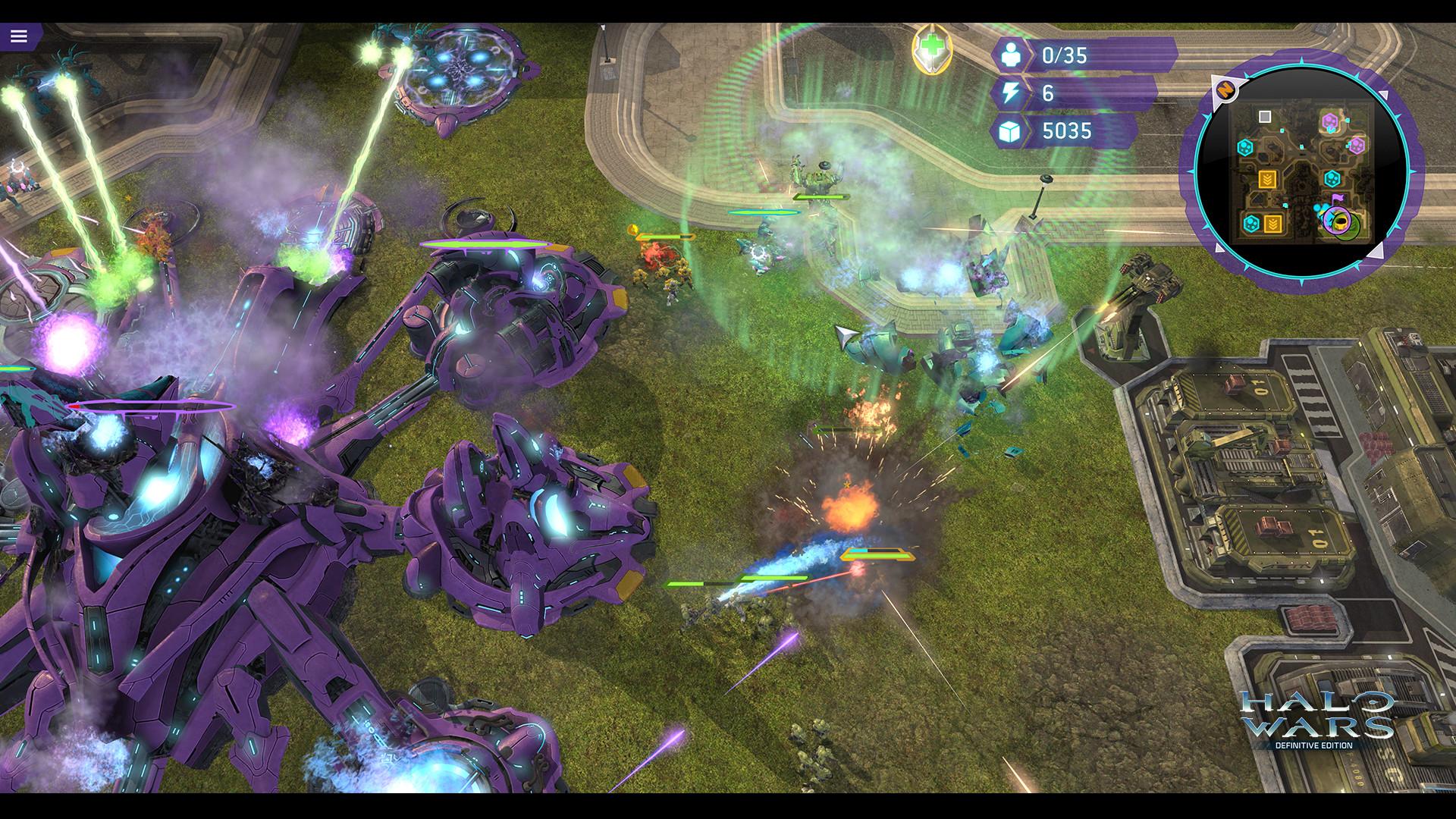 Halo Wars: Definitive Edition Screenshot 2