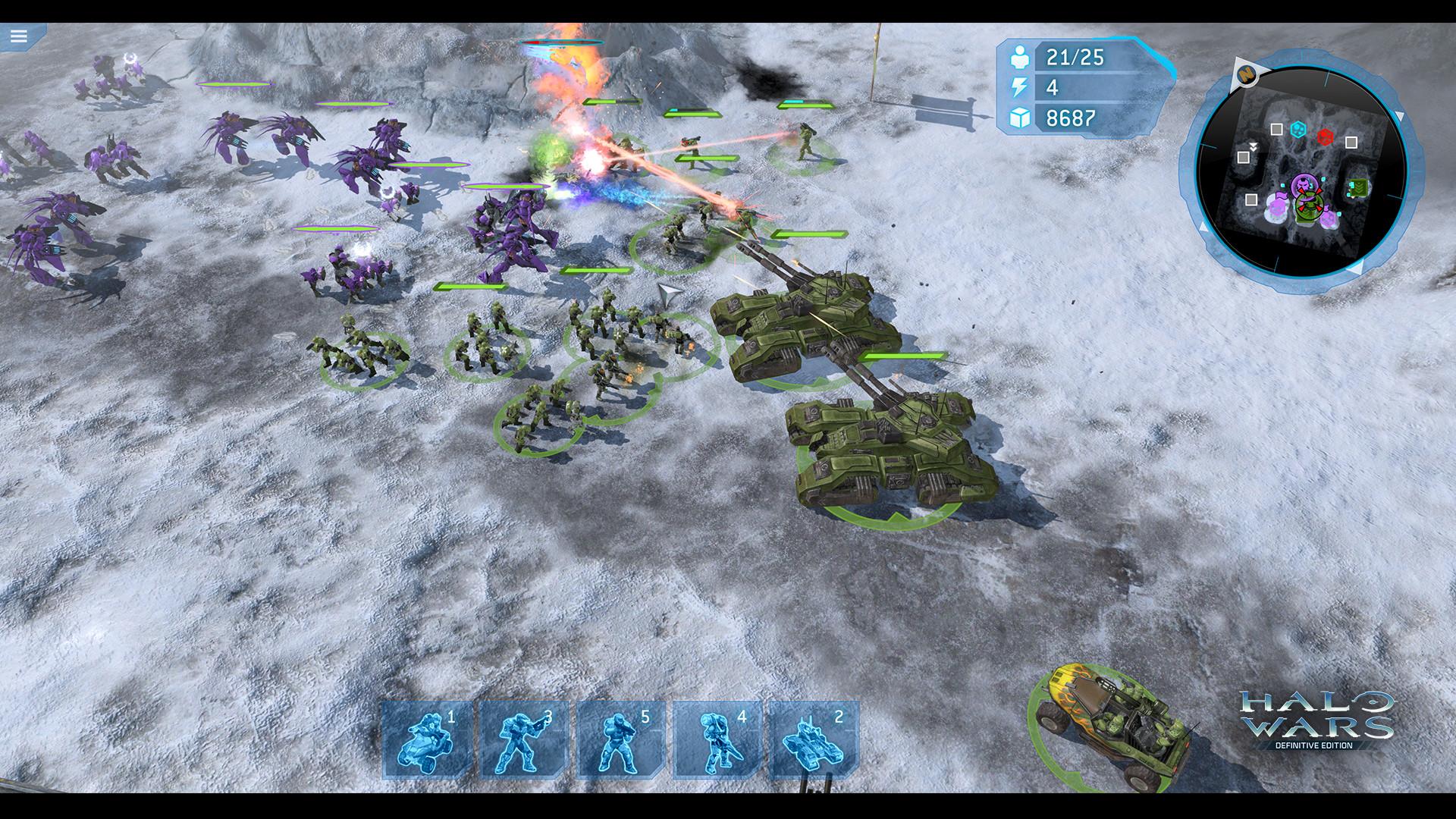 Halo Wars: Definitive Edition Screenshot 1